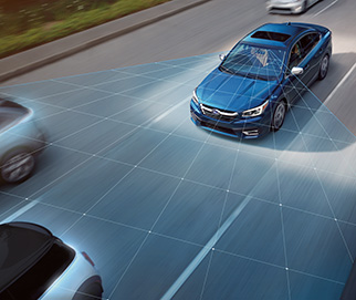 Subaru EyeSight Advanced Driver Assist System
