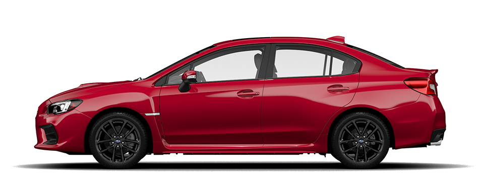 Subaru WRX & WRX STI Subaru Rear/Side Vehicle Detection