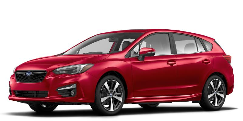 2019 Impreza EyeSight